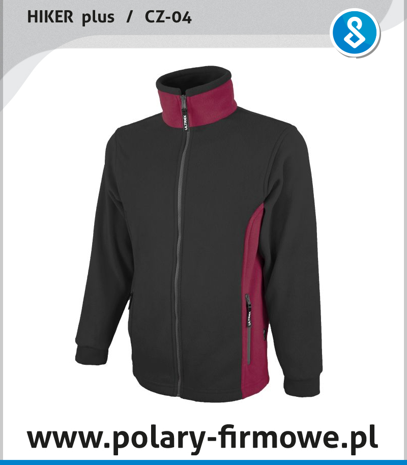 HIKER plus - bluza polarowa